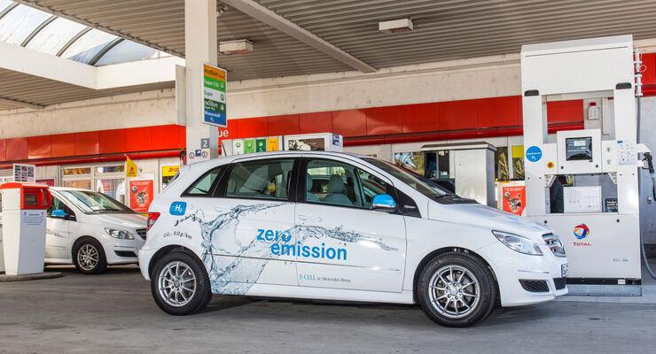 Fünfte Wasserstoff-Tankstelle in Baden-Württemberg eröffnet