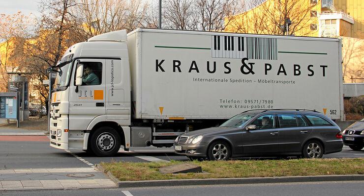 Kraus & Pabst Berlin Spedition Instrumente