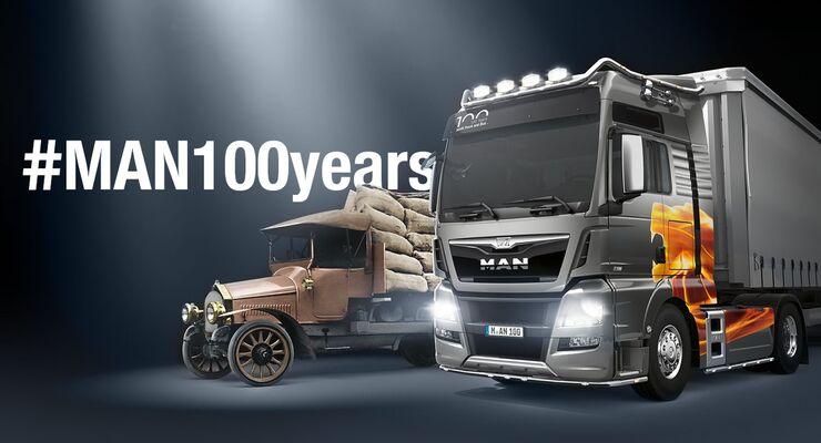 100 Jahre MAN
