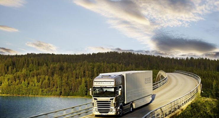 125 Jahre Scania