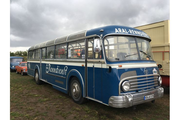 16. Deutschlandfahrt für historische Nutzfahrzeuge