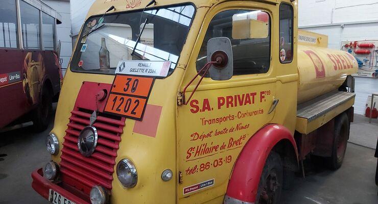 17. Deutschlandfahrt für historische Nutzfahrzeuge 2020