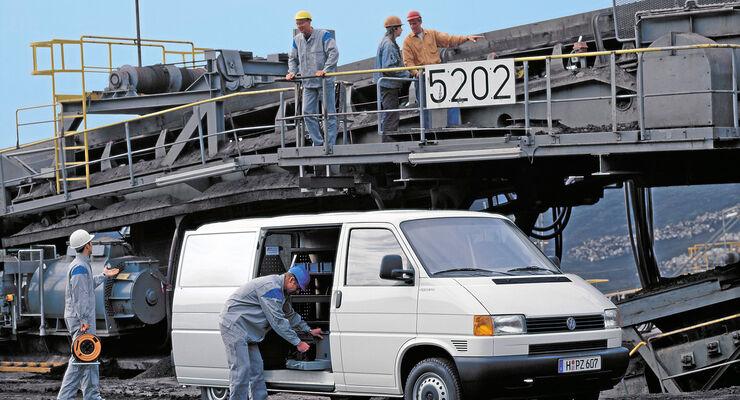 20 Jahre trans Transporter VW T4