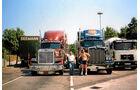 30 Jahre Liebe zum Detail, Hans Fischer, Sigi Reil, US-Trucks