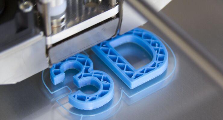 3D-Druck bei DB Schenker