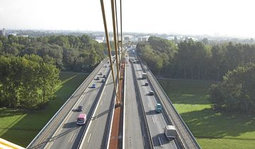 A40 NRW Brücke Infrastruktur Neuenkamp Duisburg