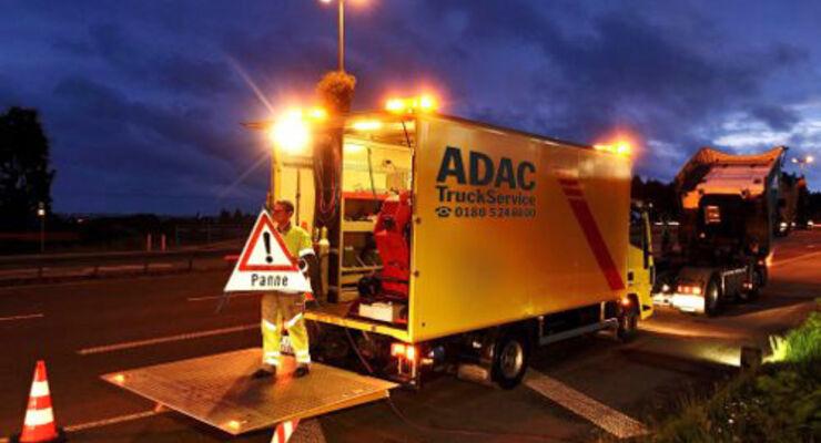 ADAC Truck Service kooperiert mit Tankpool 24