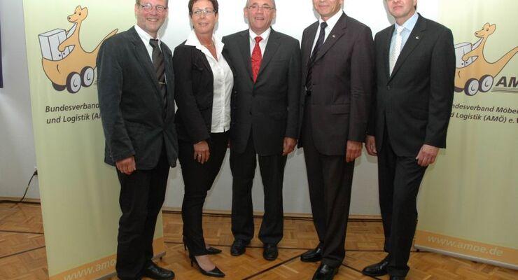 AMÖ, Präsidium, 2011, neu