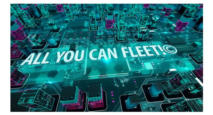 AREALCONTROL All you can fleet!