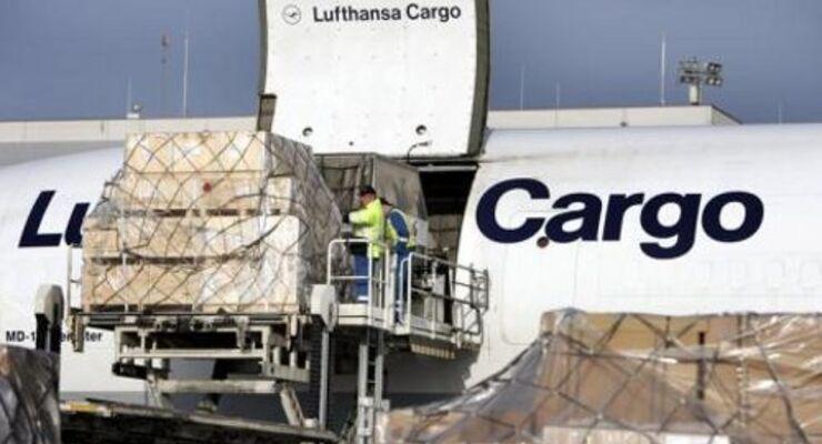 Ab März Kurzarbeit bei Lufthansa Cargo