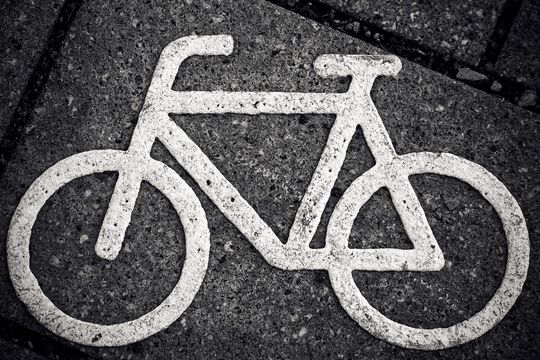 Abbiegeunfall Fahrrad, Abbiegeunfall, Fahrrad