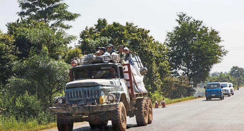 Abenteuer Laos, FF 7/2018.