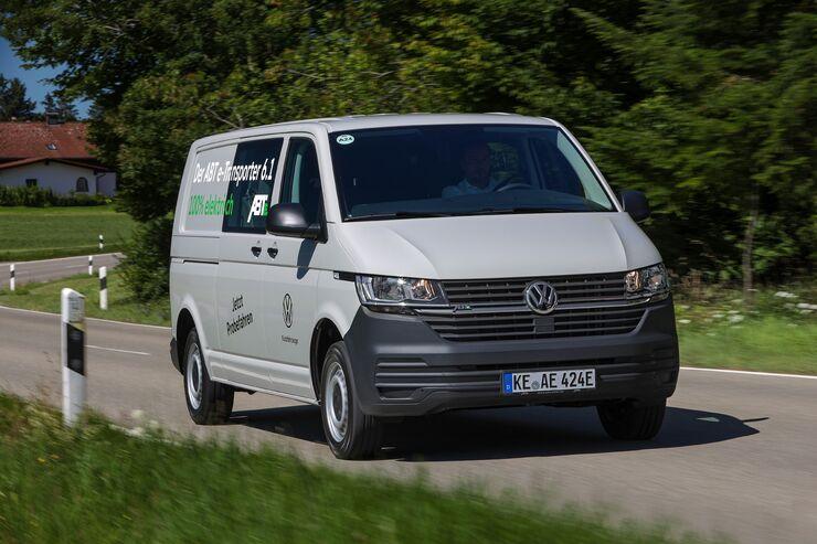 Abt e-Transporter 6.1 VW