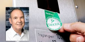 Alexander Berg, Dekra