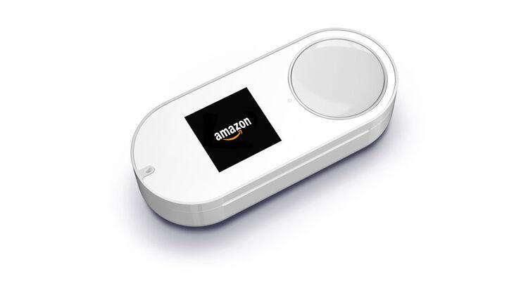 Amazon, Dash-Button, USA, Lieferung, Dienstleistung, Logistik