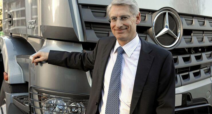 Andreas Schmid, Mitglied der Geschäftsleitung Mercedes-Benz Vertrieb Deutschland