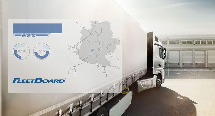 Antos & new Atego Distribution