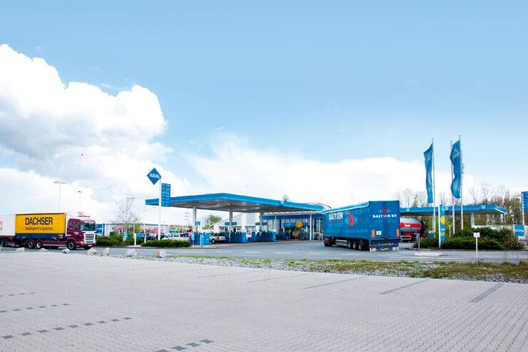 Aral Autohof Geseke, FF 0611, Autohof