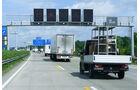 Autobahn bei Hannover