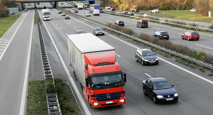 Autobahnkanzlei - Fahrer vor Gericht