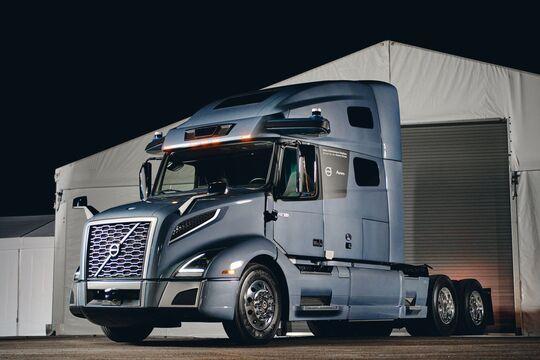 Autonome US-Trucks