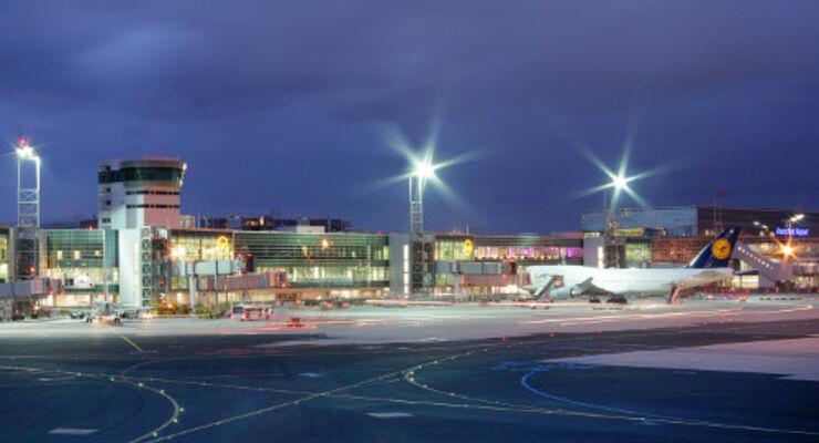 BGL: Kein Nachtflugverbot in Frankfurt