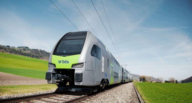 BLS Cargo, Güterverkehrsunternehmen, Schweiz, Zug