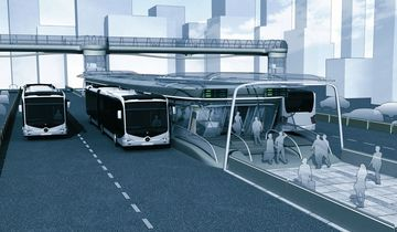BRT, daimler, bus, busse, bus-rapid-transport