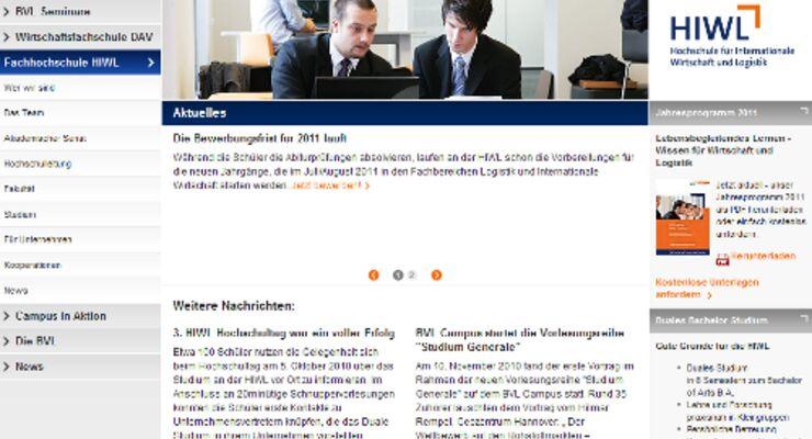 BVL-Hochschule sucht Wirtschaftspartner