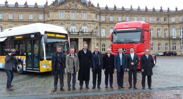 Baden-Württemberg, Wirtschaftsministerium, Treffen 26.01.2015
