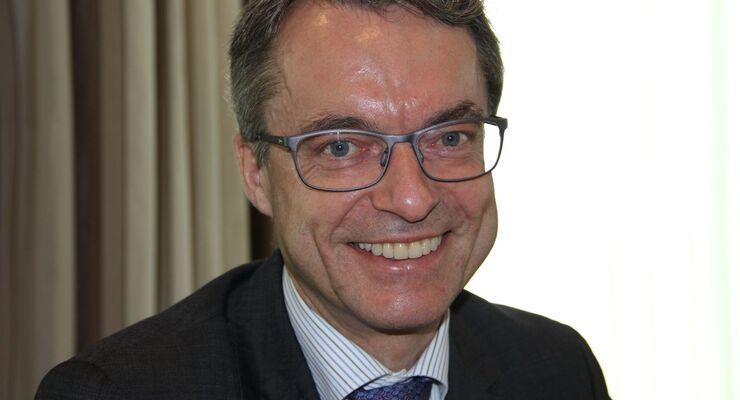 Bernhard Simon CEO Dachser Vorstandsvorsitzender