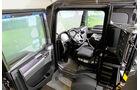 Beschleunigte Grundausbildung, Fahrerkabine