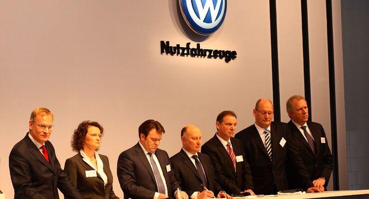 Bilanz, VW Nutzfahrzeuge 2013