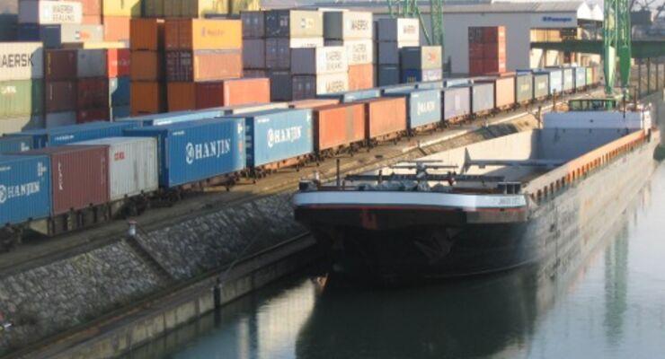 Binnenschifffahrt in der Krise