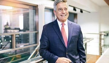 Bob Fast, President und CEO von TIP