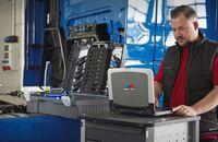 Bosch Diagnosesystem KTS 900 Truck Werkstatt aktuell