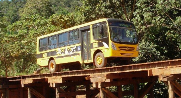 Brasilien setzt auf den Volksbus