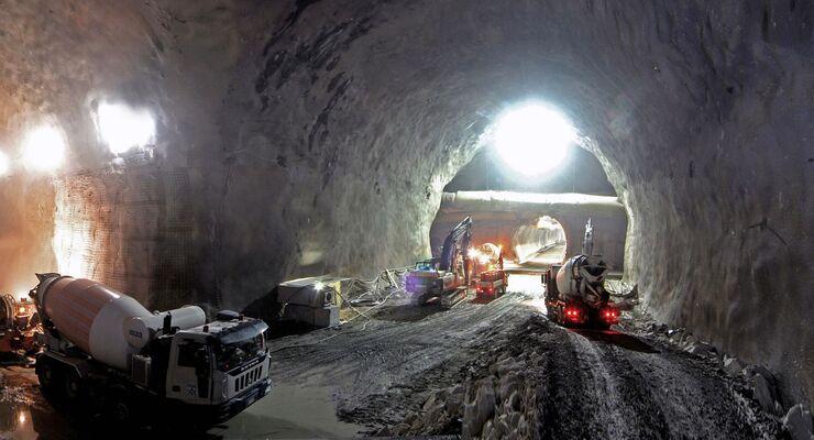 Brenner, Basistunnel