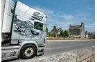 Bretagne-Express, Scania, Fahrerhaus