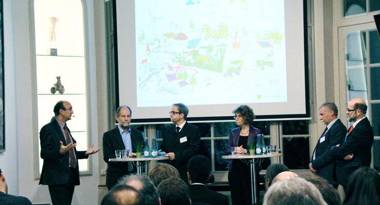 Brüssel, Christophe Pavret, Michael Cramer, Thomas Rosenberger, Eveline Lemke, August Altherr, John Deere, Dr. Manfred Schuckert