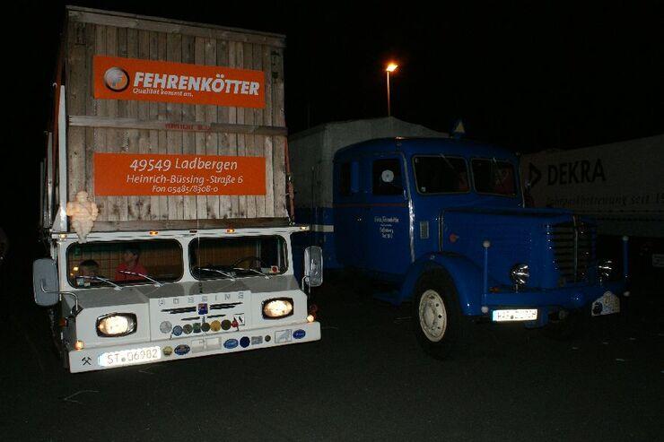 Büssingtreffen, Oschersleben, LKW, Veteranentreffen