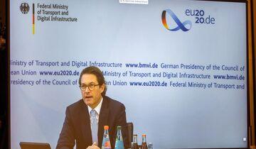 Bundesverkehrsminister Andreas Scheuer