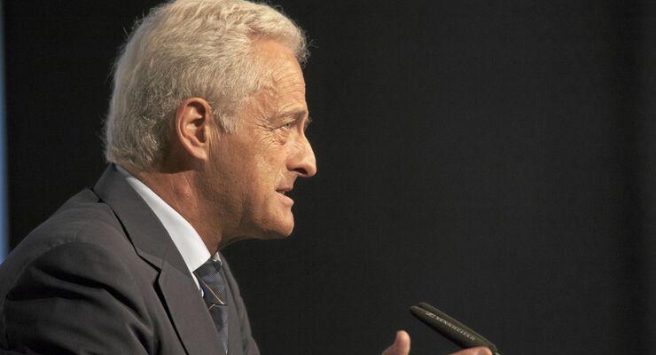 Bundesverkehrsminister Peter Ramsauer 2013