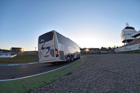 Bus Sicherheit Sicherheitstraining Behindertentransport