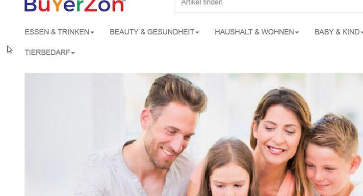 Buyerzon, Online-Marktplatz