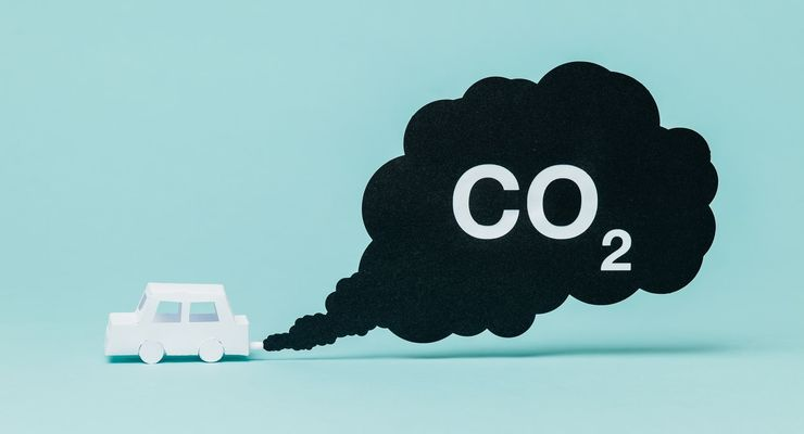 CO2 Abgas