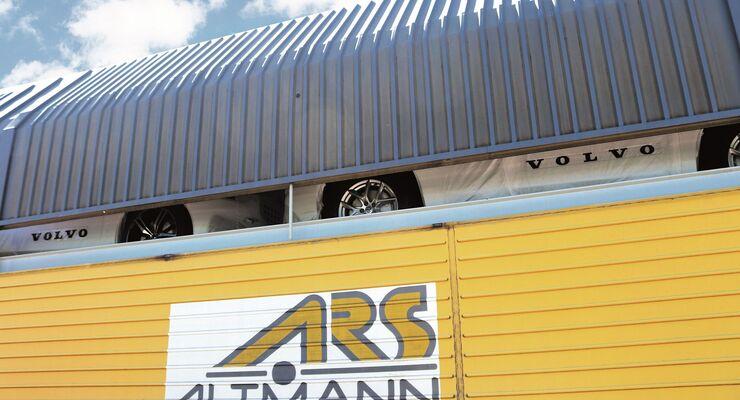 China-Zug von ARS Altmann