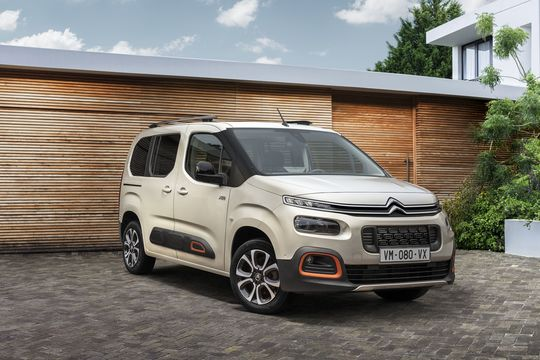 Citroen Berlingo (2018)