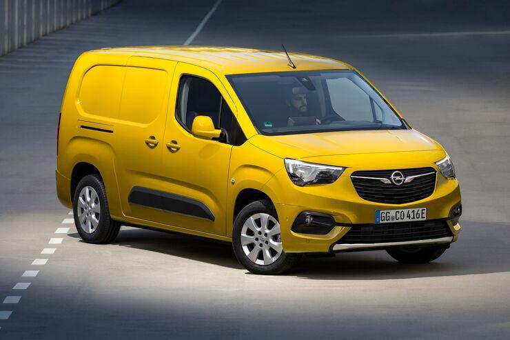 Citroen e-Berlingo / Opel Combo-e / Peugeot e-Partner