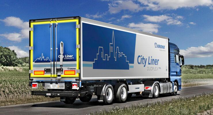 CityLiner, Krone, EU, Richtlinie